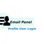 [Email Panel] วิธีการเปลี่ยนข้อมูล Profile User Login
