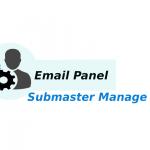 [Email Panel] วิธีการสร้าง Sub Master สำหรับ Email Panel