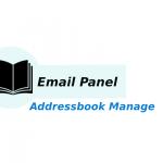 [Email Panel] วิธีการเปิด-ปิด ใช้งาน Address book