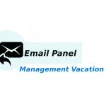 [Email Panel] วิธีการ Create vacation