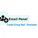 [Email Panel] วิธีการ Create Group Mail / Forwarder